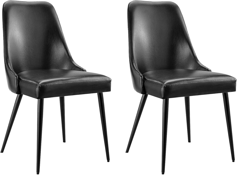 Ball & Cast Chair, Black