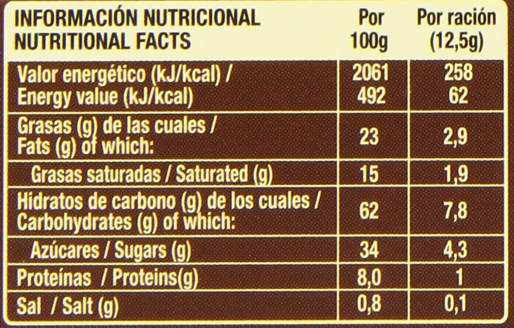 Gourmet Galletas Con Chocolate Con Leche - 150 g: Amazon.es: Amazon Pantry