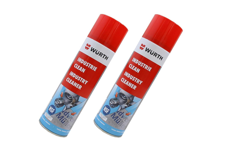 2x Instustie Clean Würth Sabesto 500ml Etikettenentferner