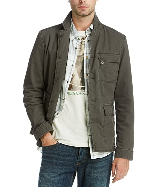ESPRIT Jacket - Chaqueta de manga larga con cuello ...