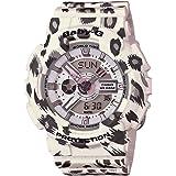 CASIO カシオ Baby-G ベビーG Leopard Series レオパードシリーズ レディース 女性用 腕時計 BA-110LP-7A 【逆輸入品】