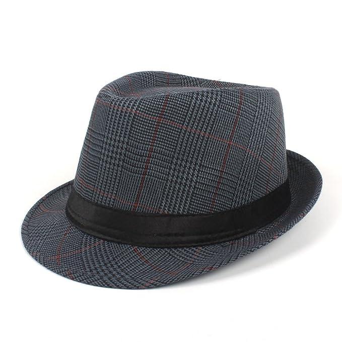 Ruanyi - Sombrero de Cowboy - para Mujer Negro Negro (58 cm  Amazon ... cc568d4d233