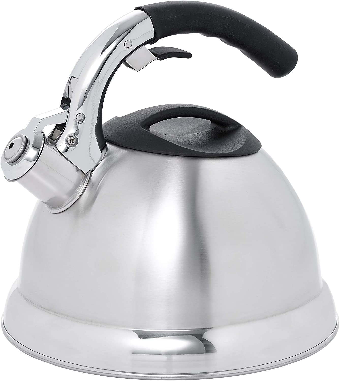 Creative Home Avalon 3.0 Qt Stainless Steel Tea Kettle