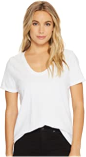 ab5a8ddfea6f0 Richer Poorer Women s Crew Pocket Tee at Amazon Women s Clothing store
