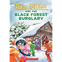 Thea Stilton #30: Black Forest Burglary (Geronimo Stilton: Thea Stilton)