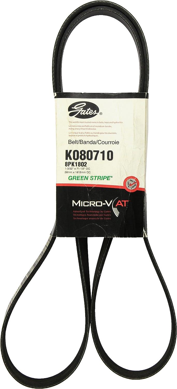 Gates K080710 Micro-V Belt