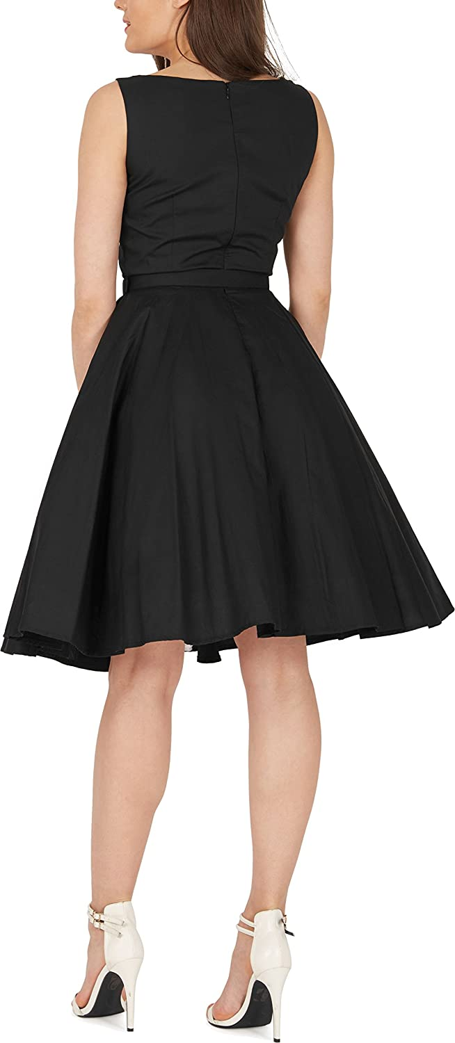 BlackButterfly Abito Vintage Anni 50Audrey Clarity