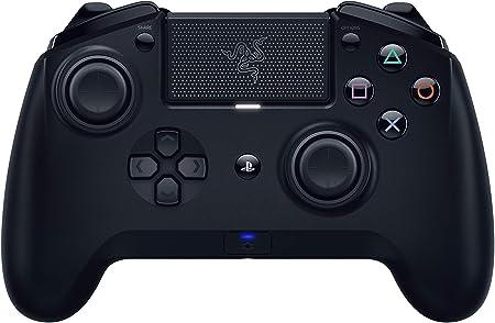 Oferta amazon: Razer Raiju Tournament Edition 2019 Controlador de juegos inalámbrico y con cable para PC PS4 + controlador Bluetooth con cable e inalámbrico, teclas de acción Mecha-Tactile, Negro