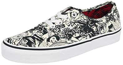 Vans Marvel Women Authentic Sneaker schwarzweiß EU38