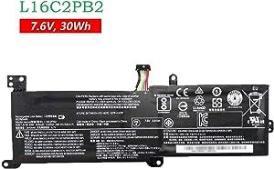 BOWEIRUI L16C2PB2 (7.6V 30Wh 4030mAh) Laptop Battery Replacement for Lenovo IdeaPad 320-14AST 320-14IAP 320-14IKB 320-14ISK 320-15ABR 320-15AST 320-15IAP Series L16L2PB2 L16L2PB1 L16S2PB1 L16C2PB1