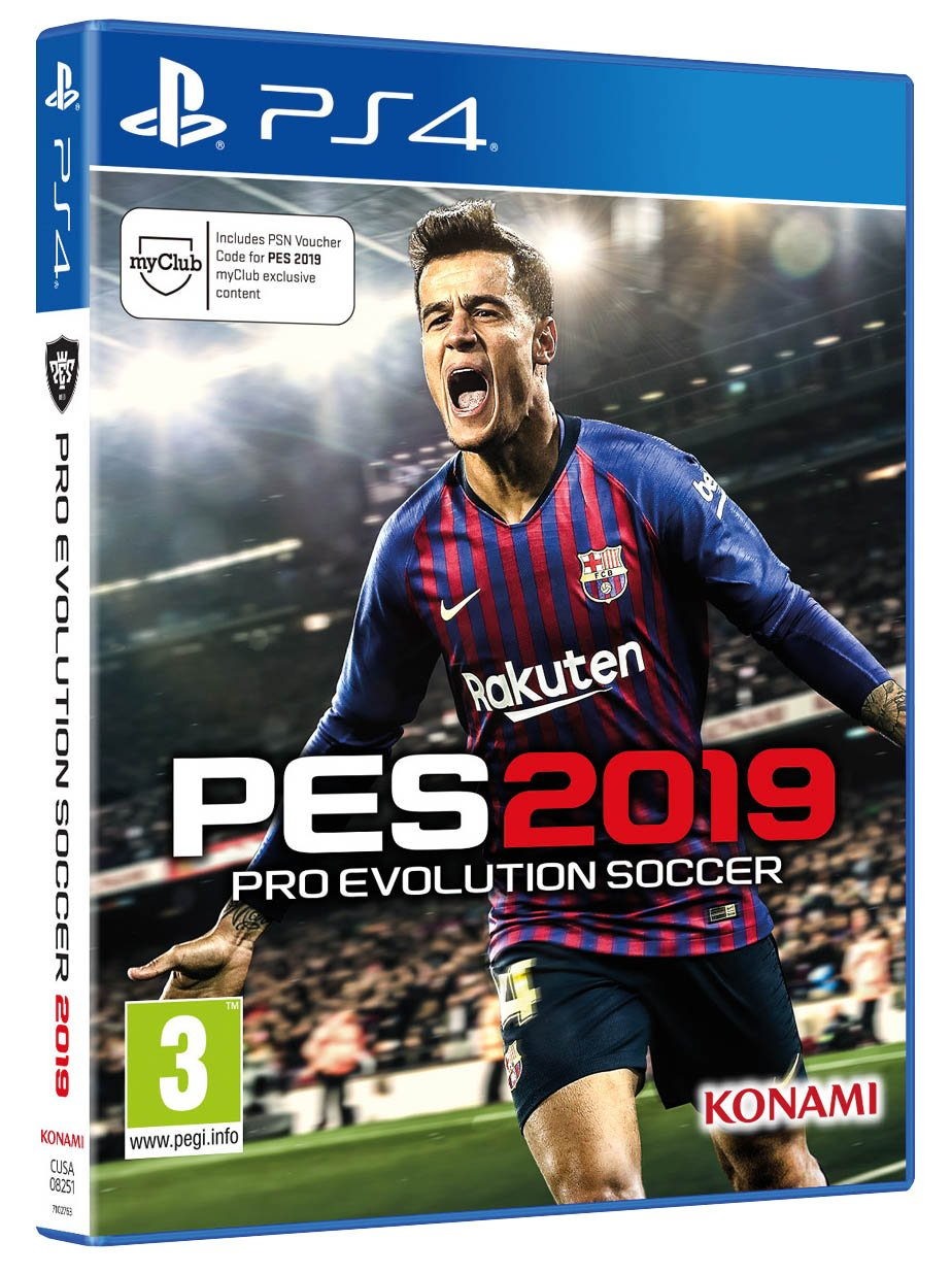Pro Evolution Soccer 2019 Amazon Es Videojuegos