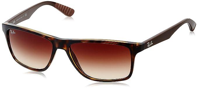 RAY-BAN Rb4234 Gafas de sol, Havana, 58 para Hombre