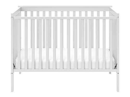 Storkcraft Sheffield Fixed Side Convertible Crib