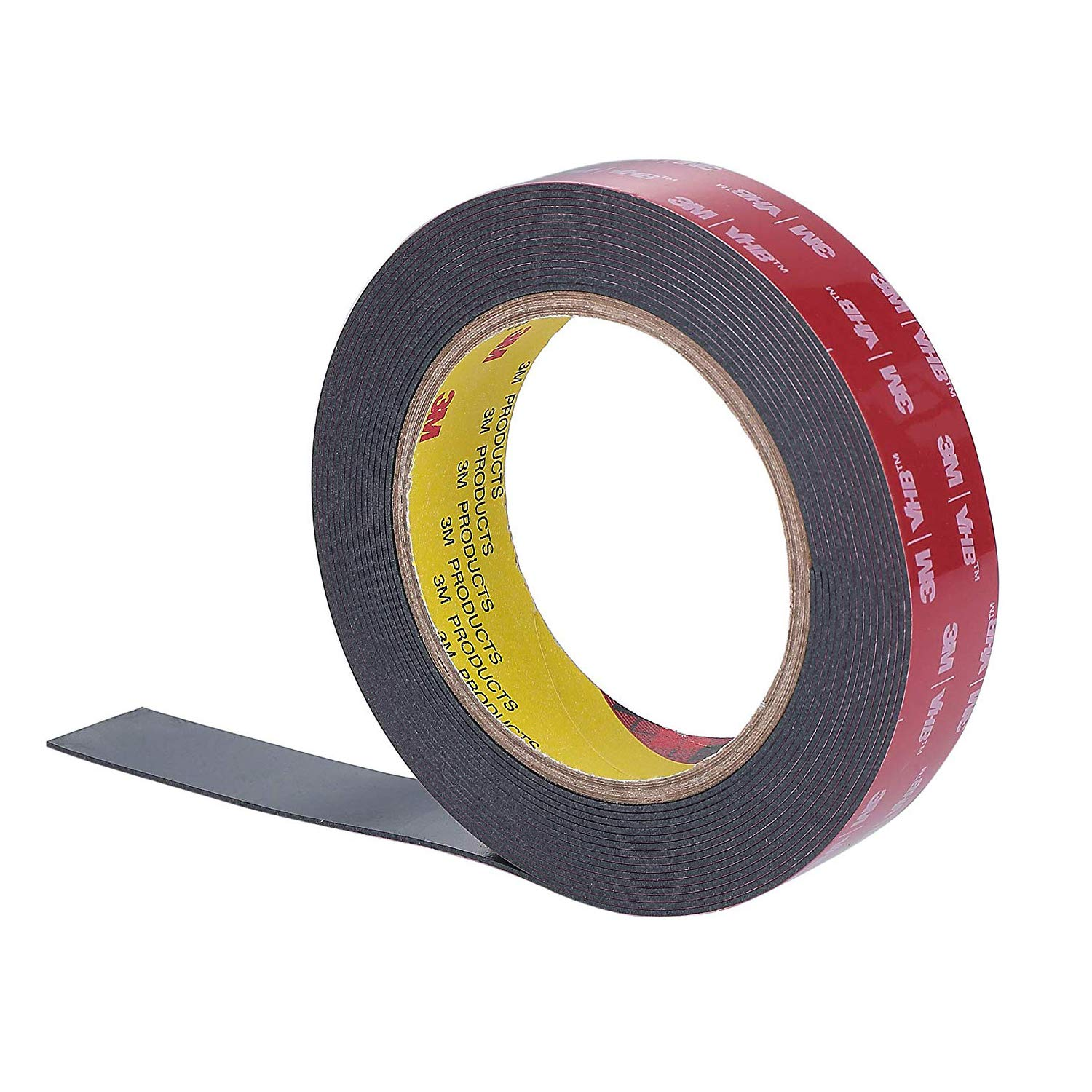 0.94in x 9ft LED Light Strip Tape Adhesive Waterproof Tape 3M VHB Tape Heavy Duty Mounting Home Decor CANOPUS Double Sided Tape Automotive Office D/écor for LED Strip Lights