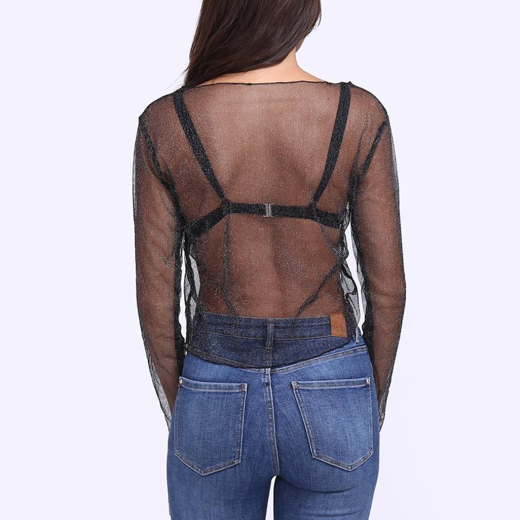 Amazon.com: Photno camisas de manga larga para mujer ...