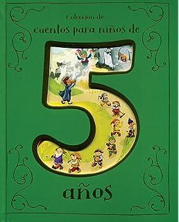 Colección de cuentos para niños de 4 años (Spanish Edition ...