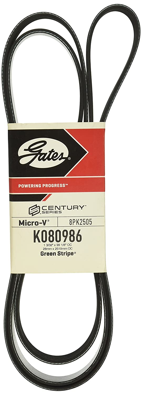 Gates K080986 Micro-V Belt