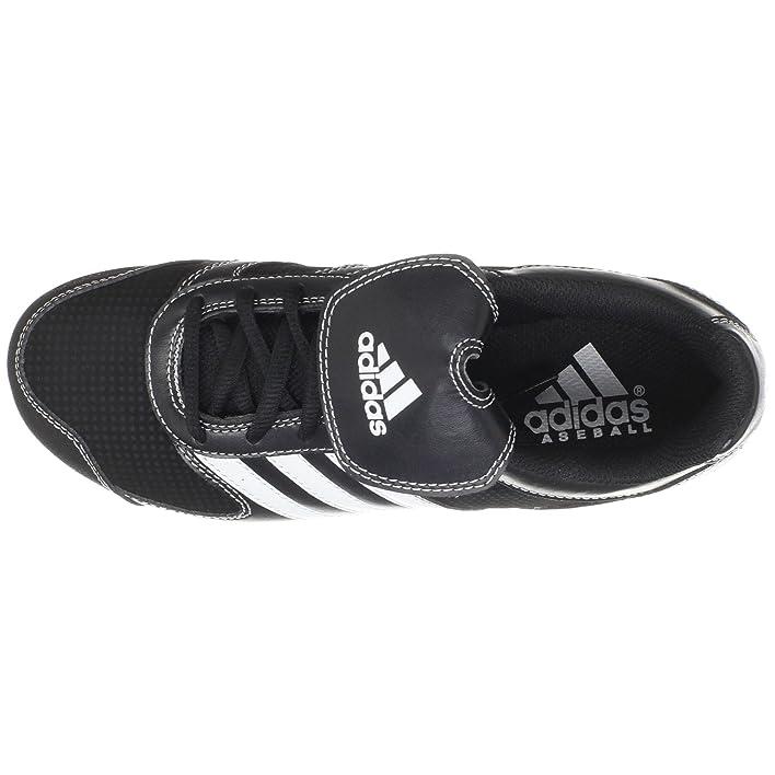 Amazon.com | adidas Little Kid/Big Kid Triple Star 8 Low J Baseball Cleat,  Black/Running White/Black, 5.5 M US Big Kid | Softball & Baseball