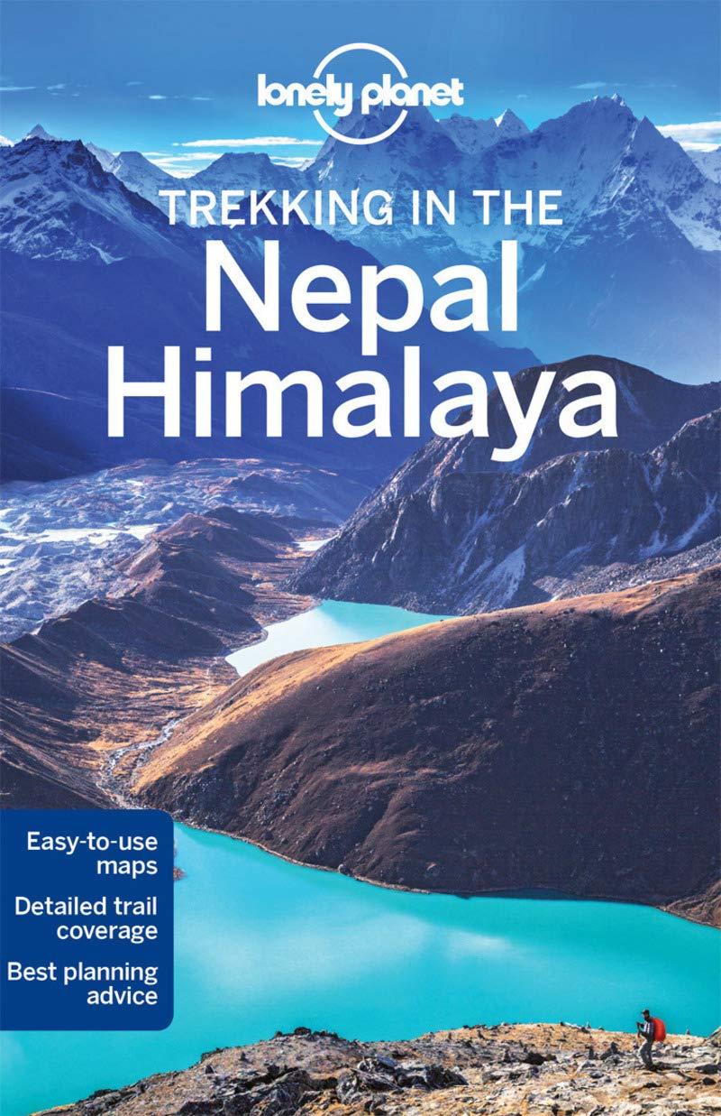Lonely Planet Trekking Himalaya Travel
