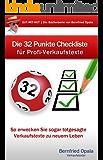 Die 32-Punkte-Checkliste für Profi-Verkaufstexte