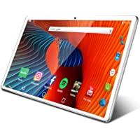 Tablet 10 Inch, Android 10 Tablet, 3G Phone Call with Dual Sim Card Tablet PC, 32GB Storage,…