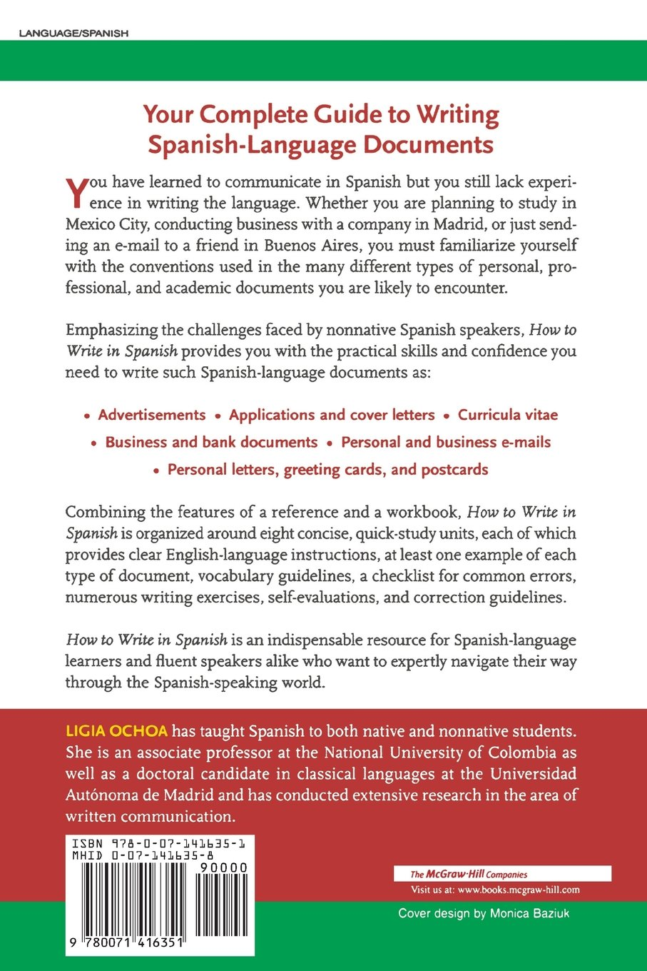 Buy How To Write In Spanish Correspondence Made Easy From Personal