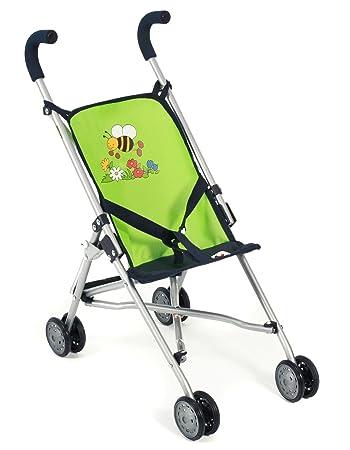 Puppenwagen Bayer Chic 2000 601 16 Bumblebee Mini-Buggy Roma grün