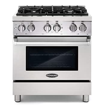 Cosmo DFR304 30-inch Gas Range