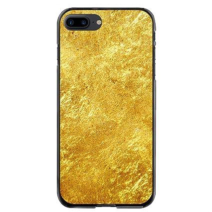 Amazon Com For Iphone Xs Max Case Metallic Gold Foil