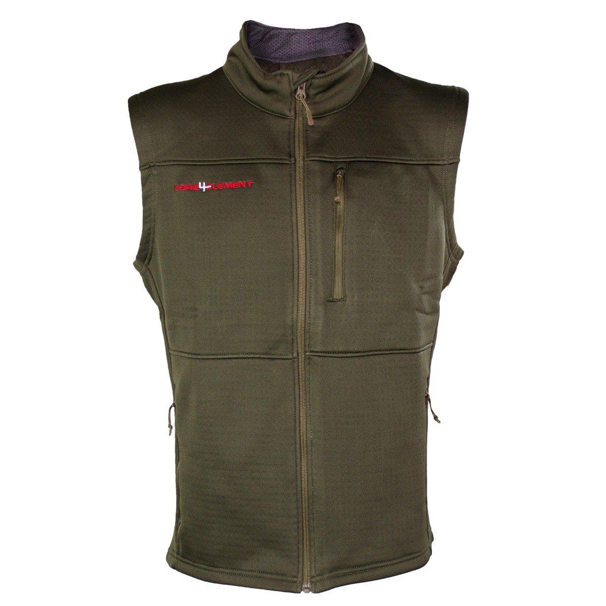 Easton Core4Element Fleece Selway Sage Vest