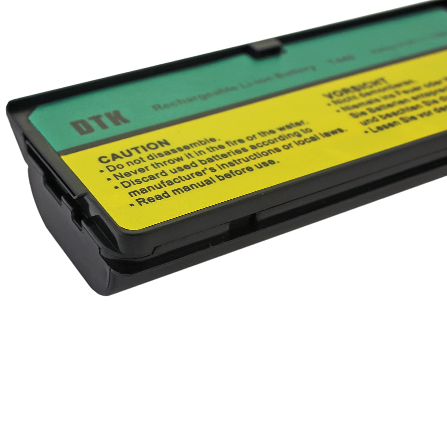 DTK® New Laptop Battery Replacement for Lenovo Ibm Thinkpad L450 L460 T440s  T440 T450 T450s T460 T460P T550 T560 P50S W550s X240 X250 X260 series