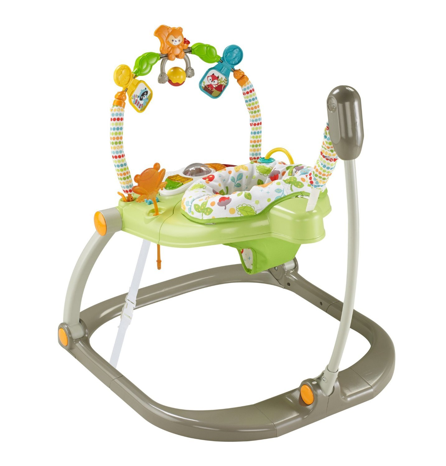 Amazon Fisher Price Woodland Friends SpaceSaver Jumperoo Baby