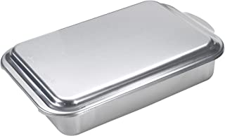 product image for Nordic Ware Classic Metal 9x13 Covered Cake Pan