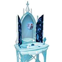 Deals on Disney Frozen 2 Elsas Enchanted Ice Vanity