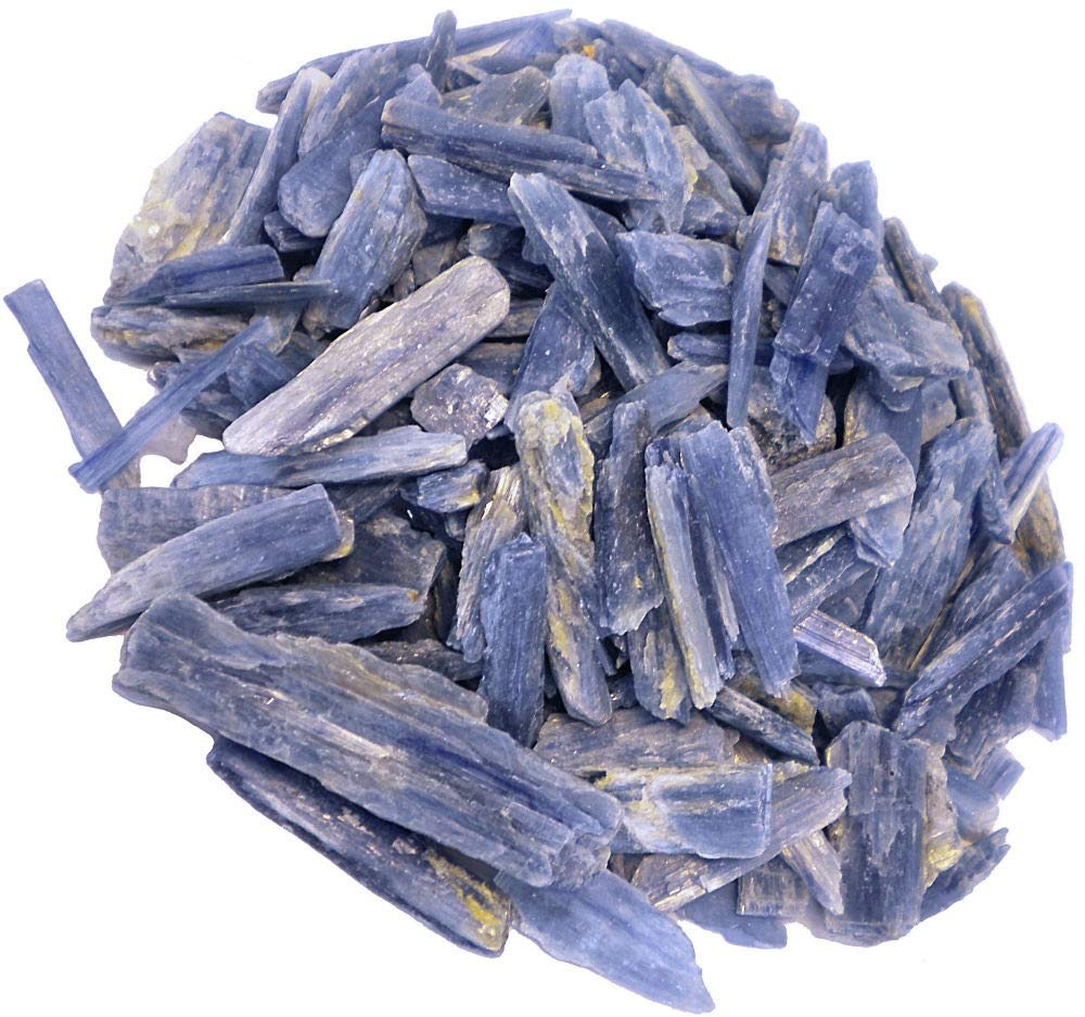 Blue Kyanite Columnar Crystals - 1 Pound Emovendo
