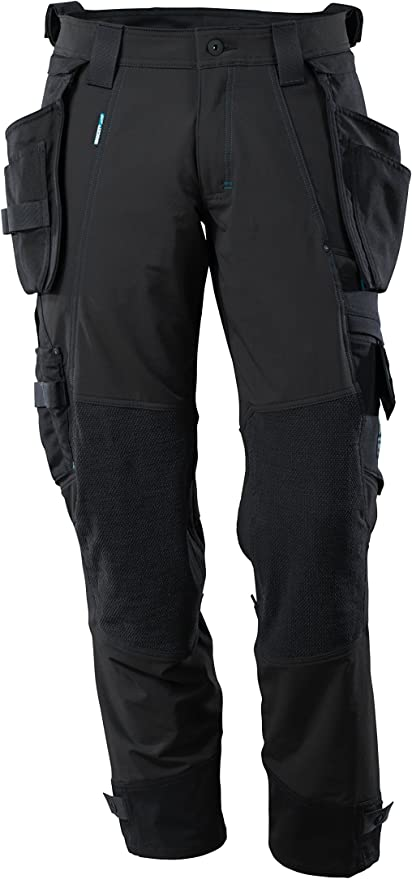 Mascot 17031-311-09-82C42 Trousers Safety Pants Black 82C42