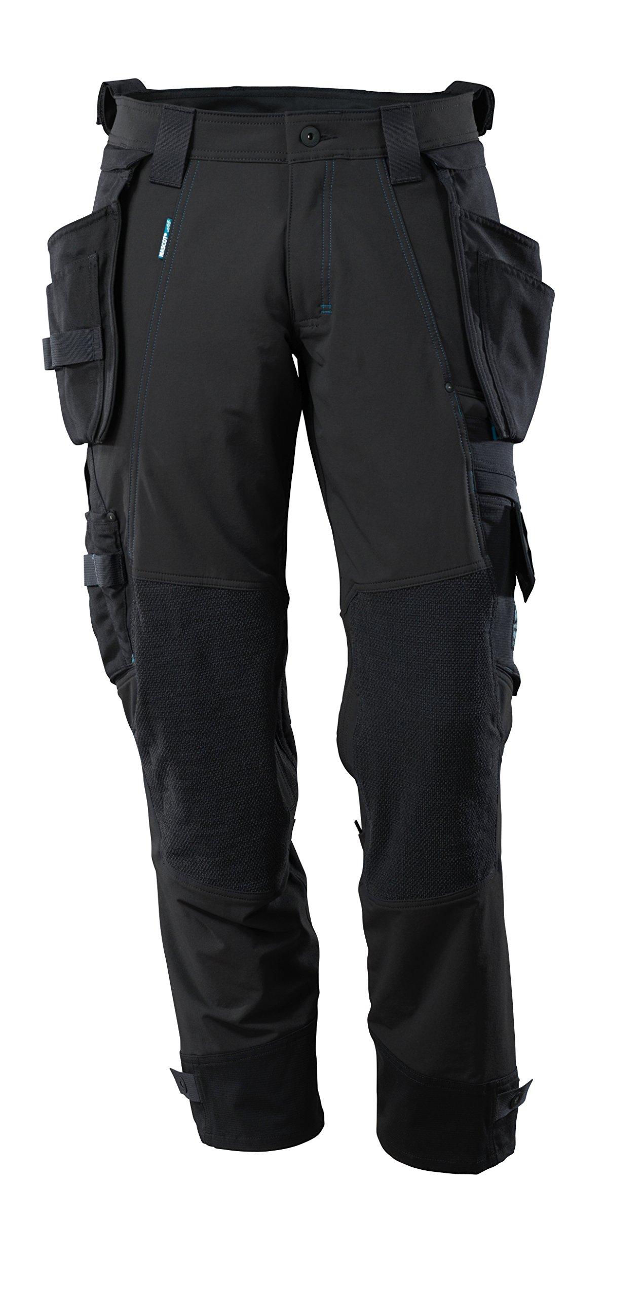 Mascot 17031-311-09-82C42 Trousers Safety Pants, Black, 82C42