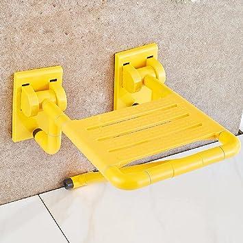 wazzj Sicherheit Badezimmer, klappbarer Hocker, Klappsessel, Old Man ...