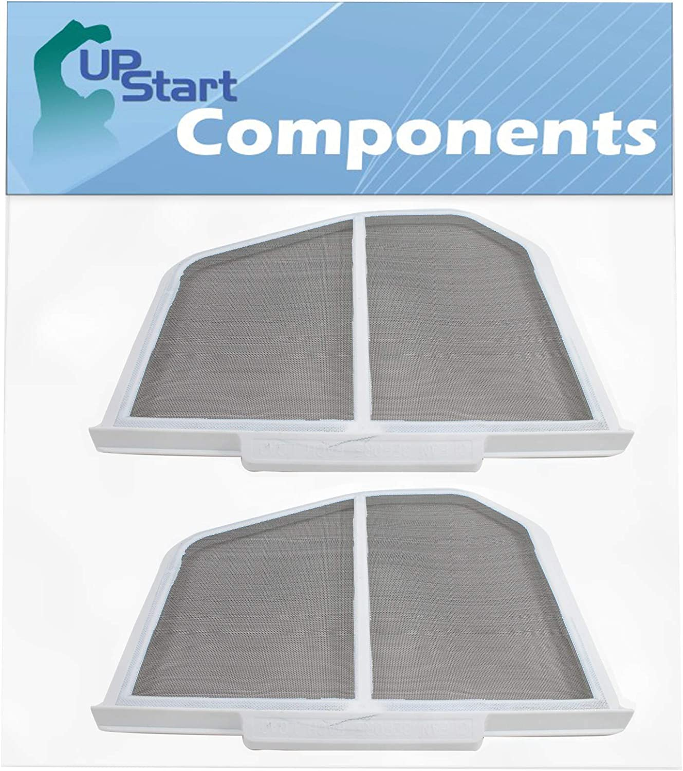 2-Pack W10120998 Dryer Lint Screen Replacement for Maytag MGDE500WJ1 Compatible with 8066170 Lint Screen Filter Catcher