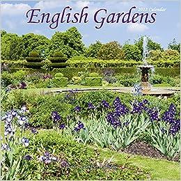 amazon english gardens calendar 2018 avonside publishing ltd