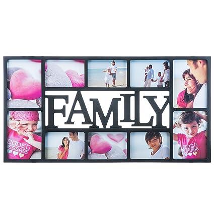 Family Marco de fotos de fotos collage Galería Marco Frame fotos ...