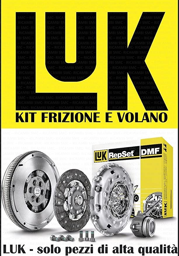 Luk - 621304133 - Kit de embrague original con cojinete de empuje: Amazon.es: Coche y moto