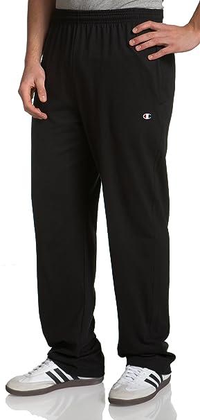 b0783922a946 Champion Men s Jersey Pant at Amazon Men s Clothing store  Athletic Pants
