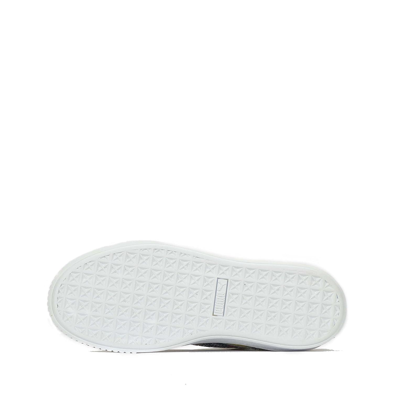Puma 364731 01, Baskets Mode Pour Fille Dandelion-B Olive-Gold-White - -  Dandelion-B Olive-Gold-White, 38 EU  Amazon.fr  Chaussures et Sacs 03575e6303f7