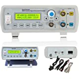 Mohoo FY2202S 2MHz Dual Channel DDS Function Signal Generator Sine Square Wave Sweep Counter