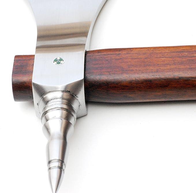 Amazon.com: forjado a mano 1095 acero de alto carbono ...