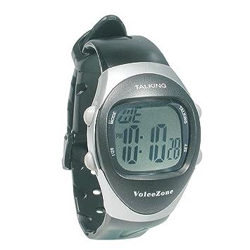 Amazon.com: Mens Talking 4-alarm Medical Reloj: Health ...