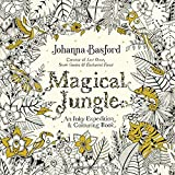 Magical Jungle: An Inky Expedition & Colouring Book (Colouring Books)