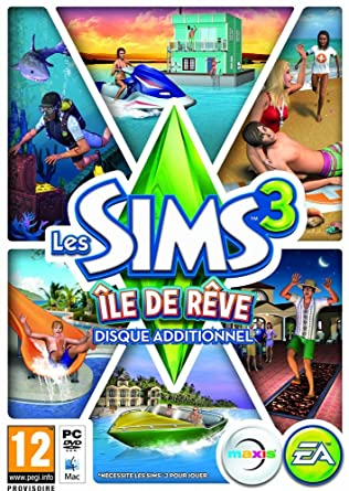 disque additionnel sims 3 crack