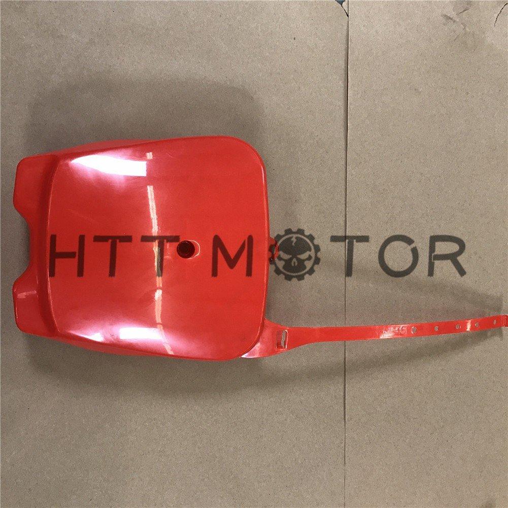 Replacement of 7 PCs White Plastic Fairing Body Cover Kits For Baja Dirt Runner 125 HTTMT